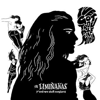 Liminanas - jeg har fået problemer i sind/sjældne ting 2009-2014 [CD] USA import