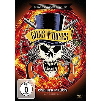 Guns N Roses - en i en Million [DVD] USA import