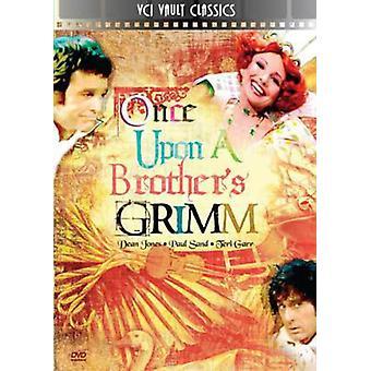 Én gang efter et brødrene Grimm [DVD] USA importerer