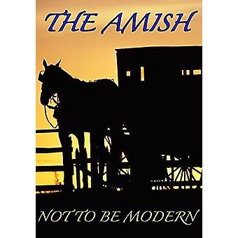 Amish: Not to Be Modern [DVD] USA import
