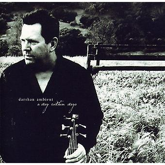 Darshan Ambient - Day Within Days [CD] USA import