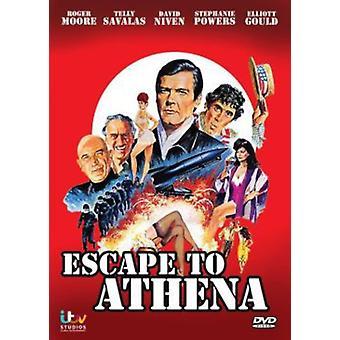 Flygte til Athena [DVD] USA import