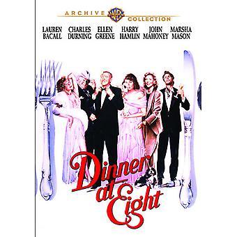 Middag på otte (1989) [DVD] USA importerer