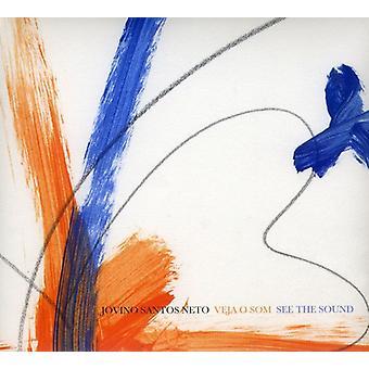 Jovino Santos Neto - Veja O Som (Se lyden) [CD] USA import