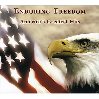 Enduring Freedom-Amerikas Greatest Hits - Enduring Freedom: Amerikas Greatest Hits [CD] USA Import