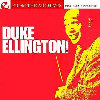 Duke Ellington - Vol. 1-Duke Ellington-importación de los E.e.u.u. de los archivos [CD]