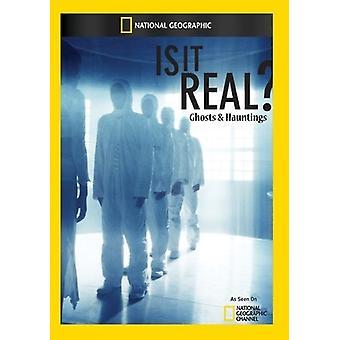 Es de importación de Estados Unidos lo Real fantasmas y apariciones [DVD]