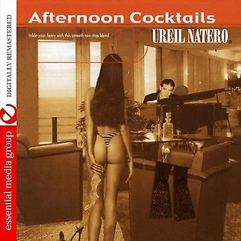 Uriel Natero - Afternoon Cocktails [CD] USA import