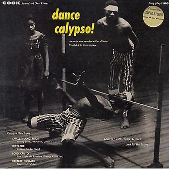 Dance Calypso - Dance Calypso [CD] USA importerer