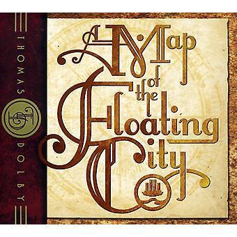 Thomas Dolby - Karte von der schwimmenden Stadt [CD] USA import