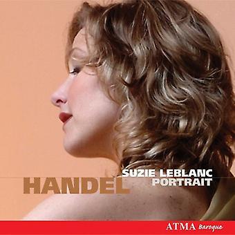 G.F. Händel - porträtt [CD] USA import