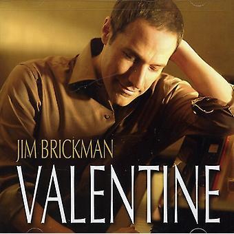 Jim Brickman - Valentine [CD] USA import