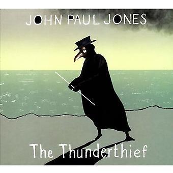 John Paul Jones - Thunderthief [CD] USA import
