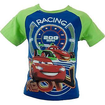 Gutter Disney Carsning McQueen t-skjorte OE1215