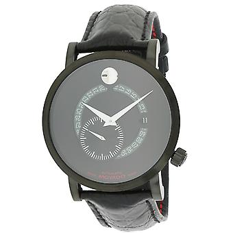 Movado Red Label automatisk Herre Watch 0606485