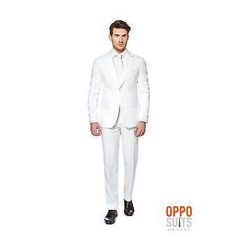 Opposuit White Knight suit slimline Premium 3-piece EU SIZES