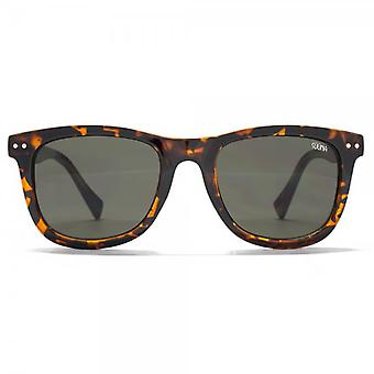 SUUNA Brooklyn Wayfarer Style Sunglasses In Tortoiseshell