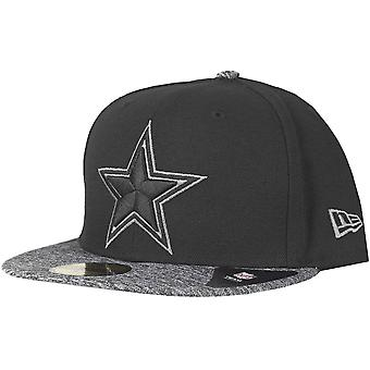 New Era 59Fifty Fitted Cap - GREY II Dallas Cowboys