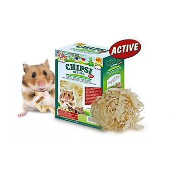 Chipsi Nesting Chipsi Active 50g (Small animals , Bedding)