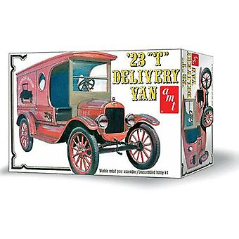 AMT Model Kit - 1923 Ford Model T levering Van - 1:25 skala - 860 - nyt