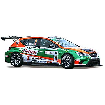 Scalextric Seat León Eurocup  Castrol  (Toys , Vehicles And Tracks , Slot , Cars)