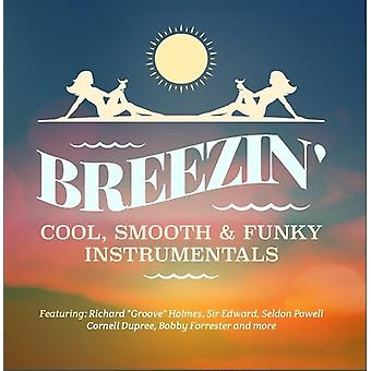 Various Artist - Breezin: Cool Smooth & Funky Instrumentals [CD] USA import