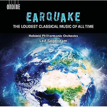 Various Artist - Earthquake: Loudest Classical Music of All [CD] USA import