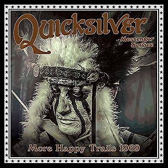 Quicksilver Messenger Service - More Happy Trails 1969 [CD] USA import
