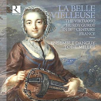 Ensemble Danguy / Miller, Tobie - Le Belle Vielleuse [CD] USA import