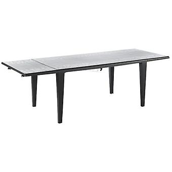 Grosfillex Table alpha 240x90 extensible white