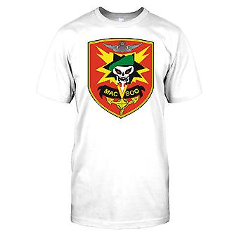 Kinder T-shirt DTG Print - MACV-SOG Special Forces Abzeichen-