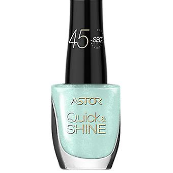 Astor Quick & Shine Nail Polish (Maquillage , Ongles , Vernis à ongles)