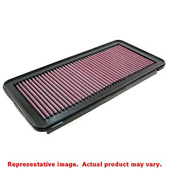 K & N Drop-In High-Flow Air Filter 33-2313 2005-2005 F-250 Fits: FORD SUPER DUTY