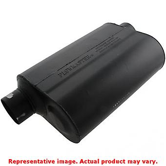 Flowmaster Performance Muffler - Super 40 Series 953049 3.00in Offset In / 3.00