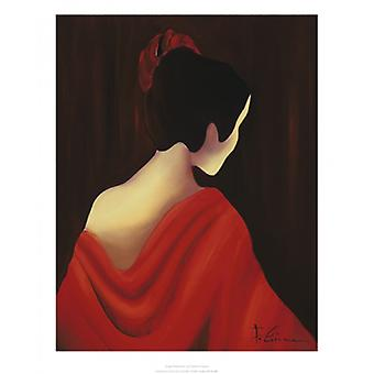 Quiet Reflection Poster Print by Patrick Ciranna (16 x 20)