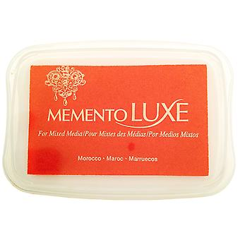 Memento Luxe Ink Pad-Morocco ML-201