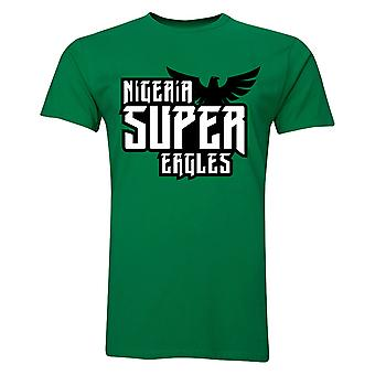 Nigeria Super Eagles T-Shirt (Green) - Kids