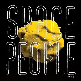 Space folk - våd [Vinyl] USA import