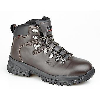 Johnscliffe Mens Canyon Leather Superlight Hiking Boots