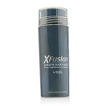 Xfusion Keratin Hair Fibers - # Medium Blonde - 28g/0.98oz