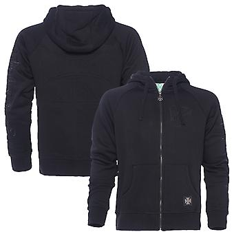 West Coast choppers Zip Hoody laser