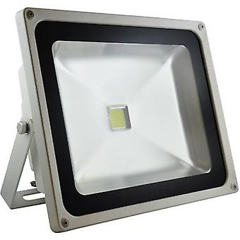 LED outdoor floodlight 50 W Warm white DioDor DIO