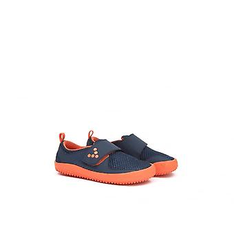 Vivobarefoot ORANGE SOLE VELCRO STRAP