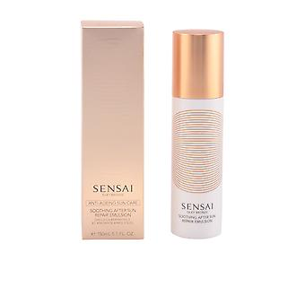 Kanebo Sensai Silky Bronze Soothing Aftersun Repair Emulsion 150ml Womens
