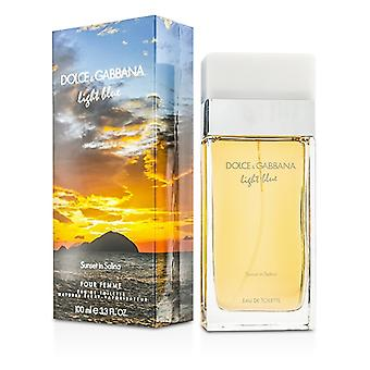 Dolce & Gabbana Light Blue Sunset In Salina Eau De Toilette Spray (Limited Edtion) 100ml/3.3oz
