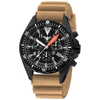 KHS MissionTimer 3 mens watch watches field chronograph KHS. MTAFC. DT