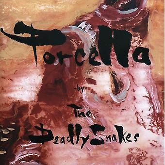 Deadly Snakes - Porcella [CD] USA import