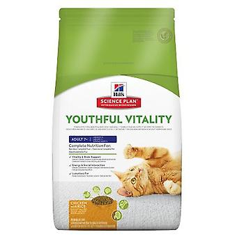 Hill's SP Feline Adult 7+ Youthful Vitality Chicken with Rice