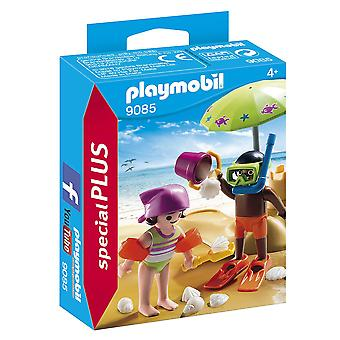 Playmobil Special Playmobil Children on the beach