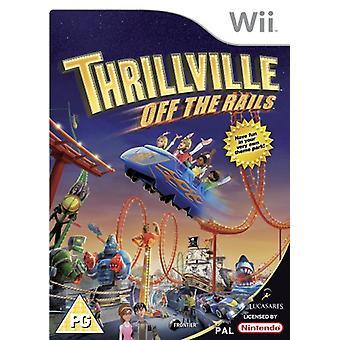 Thrillville Off the Rails (Wii)